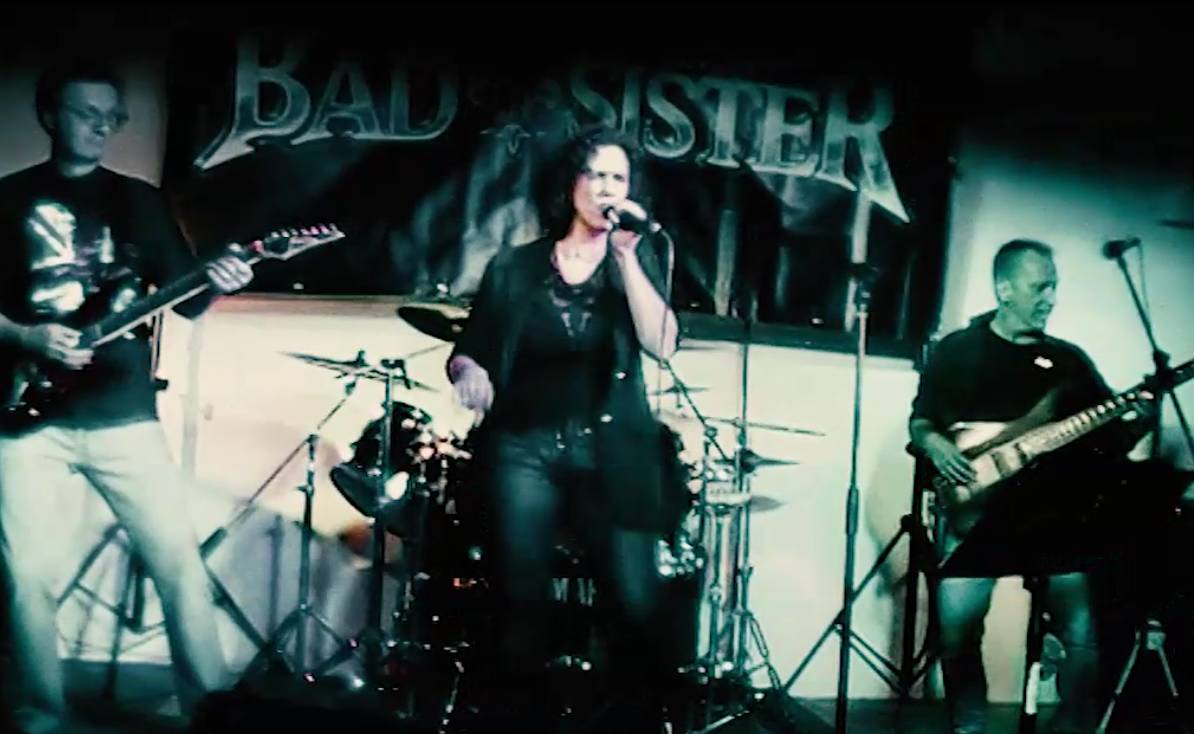 14.10.2017: BAD SISTER live im KNOPF'S