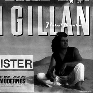 Bad Sister - Support Ian Gillan (1990)